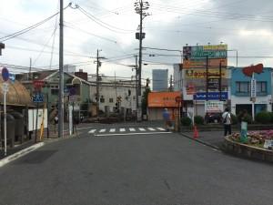 膳所駅ルート002(1)-曇ってるのでNG