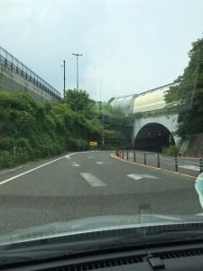 02-大津IC出口左折後